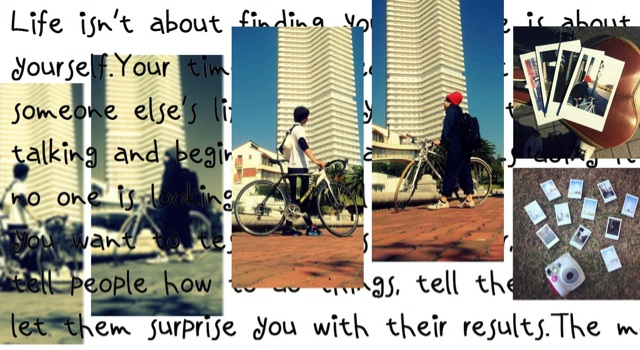 旅と自転車